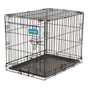 "Aspen Pet Single Door Wire Dog Kennel, X-Large, 48""L"