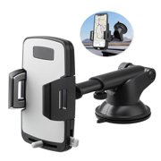 Car Phone Mount, EEEKit Cell Phone Holder Car Dash Windshield Dashboard Holder, Universal 360° Adjustable Rotating, Strong Sticky Suction Cup, fit for iPhone 11 Samsung LG Google All Smartphones