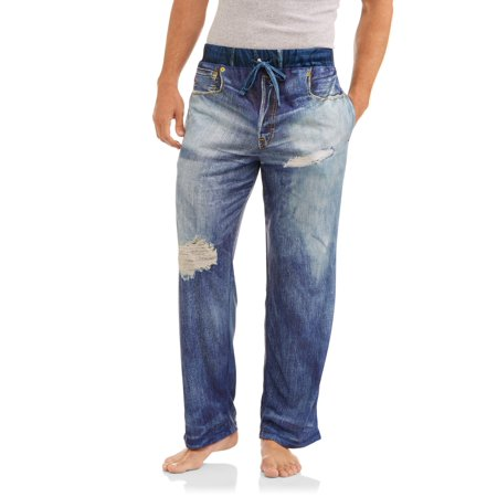 Image of Blue Jeans Sleep Pants