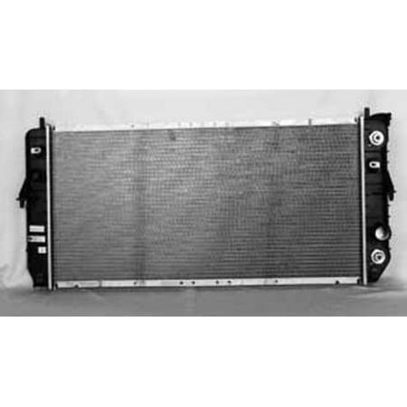 NEW RADIATOR ASSEMBLY FITS PONTIAC 01-05 BONNEVILLE 3.8L V6 3800CC 231 CID 21379 25731392 GM3010113 CU2348 BK37021A 432312