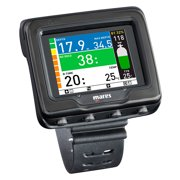 Mares Icon HD Scuba Dive Computer LCD Color Display with Transmitter and PC Download Kit