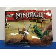 Lego - Ninjago Legacy - 30534 Ninja Workout Lloyd - NEW