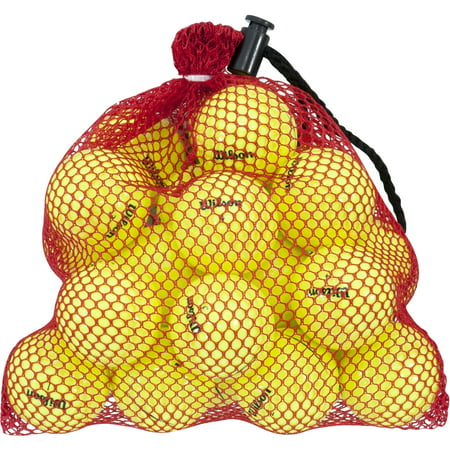 Wilson Golf Balls, Yellow, 24 Pack