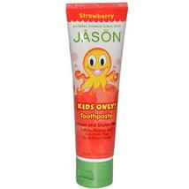 Toothpaste: JASÖN Kids Only