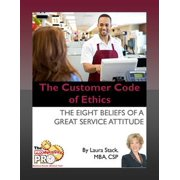 The Customer Code of Ethics - eBook