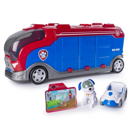 Paw Patrol Mission Paw - Mission Cruiser - Robo Dog and