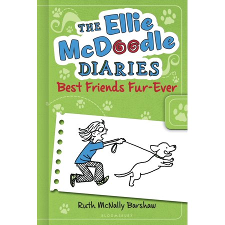 Ellie McDoodle: Best Friends Fur-Ever (Best Friends Fur Ever Reviews)