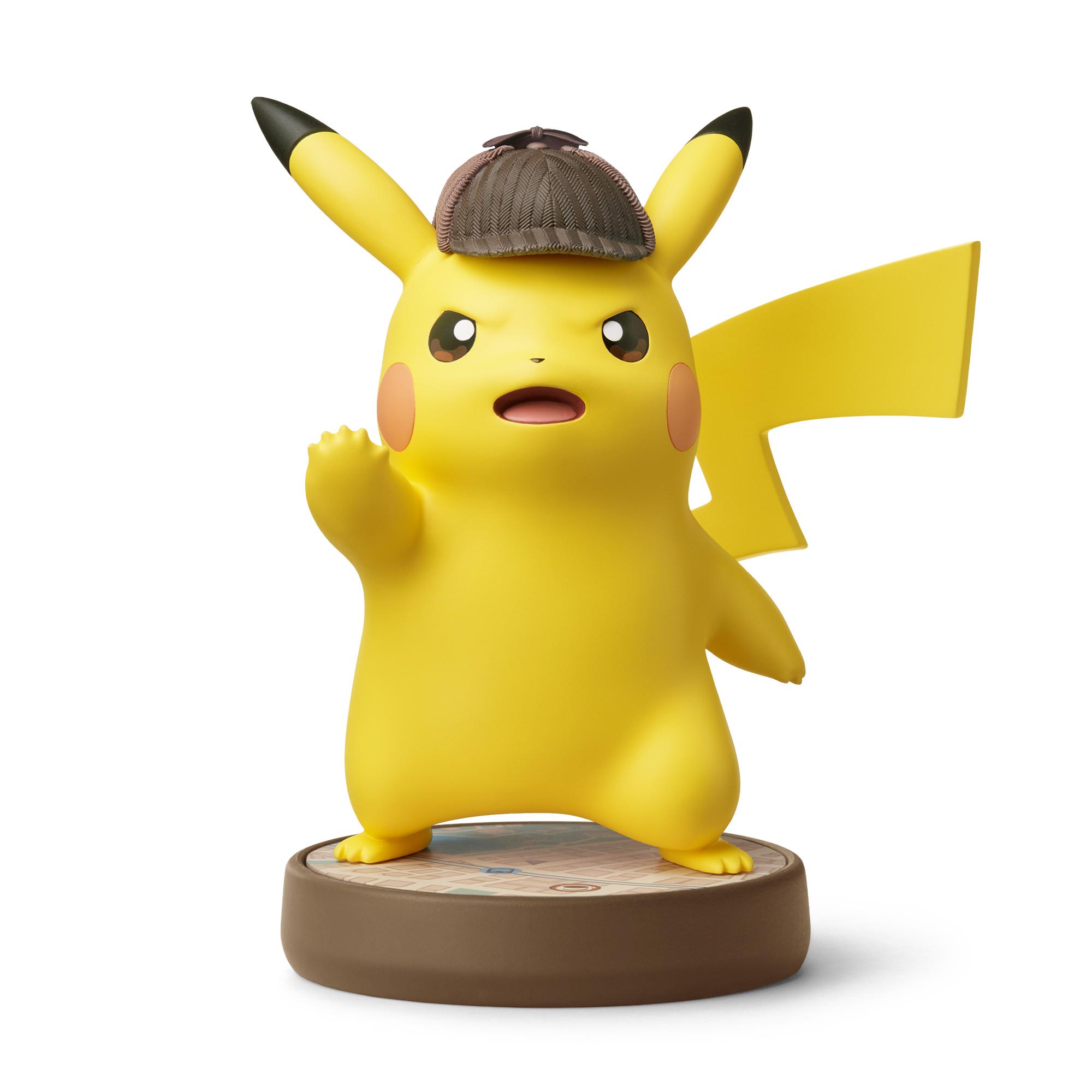 Nintendo Detective Pikachu amiibo, NVLCASAA