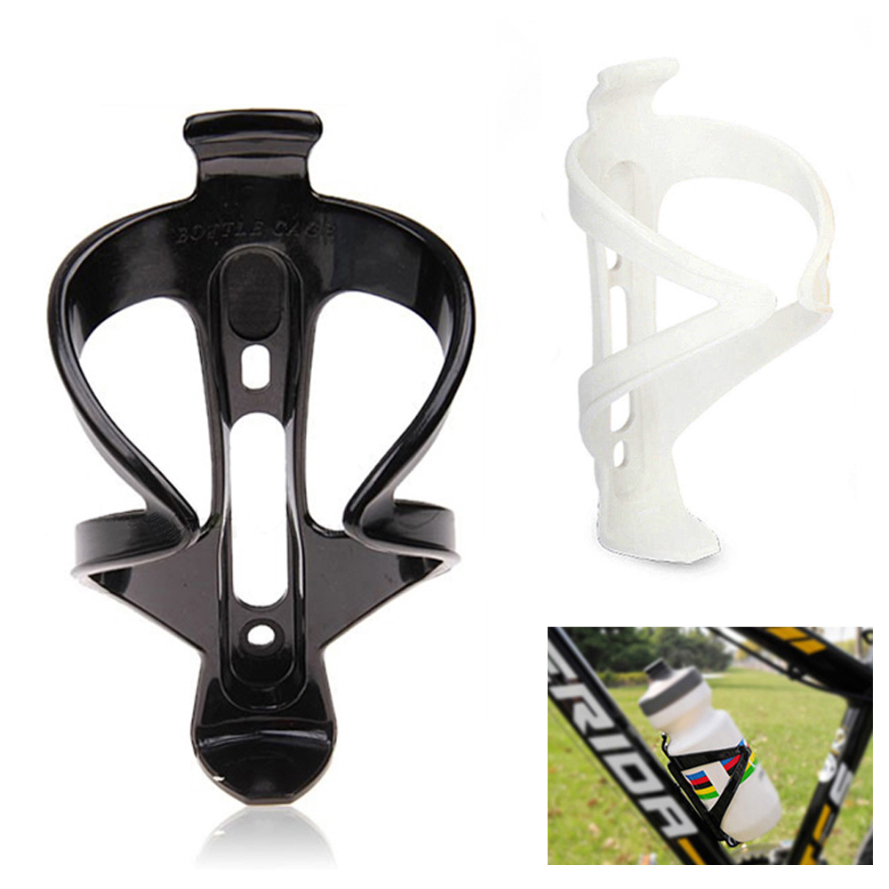 Bicycle Bike Cycling Water Bottle Holder Cage Rack Mount Drink Water Case Basket