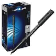 Uni-Ball, SAN60040, Onyx Rollerball Pens, 12 / Dozen