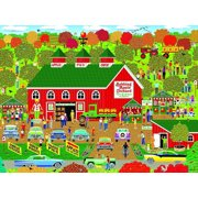 Bobbing Apple Orchard Farm by Mark Frost 1000 Piece Puzzle