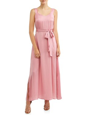 354d9d17d4 Product Image Women s Maxi Dress with Side Tie Belt
