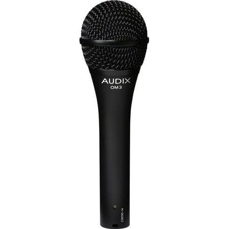 Audix OM-3xb Dynamic Microphone ()
