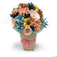 Sizzix Bigz L Die - Bundle of Flowers by Katelyn Lizardi