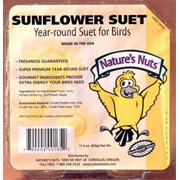 Autumn Food Chuckanut Natures Nuts Sunflower Suet USDA Food-Grade Delicious Seed