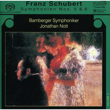 F. Schubert - Schubert: Symphonies Nos. 5 & 8