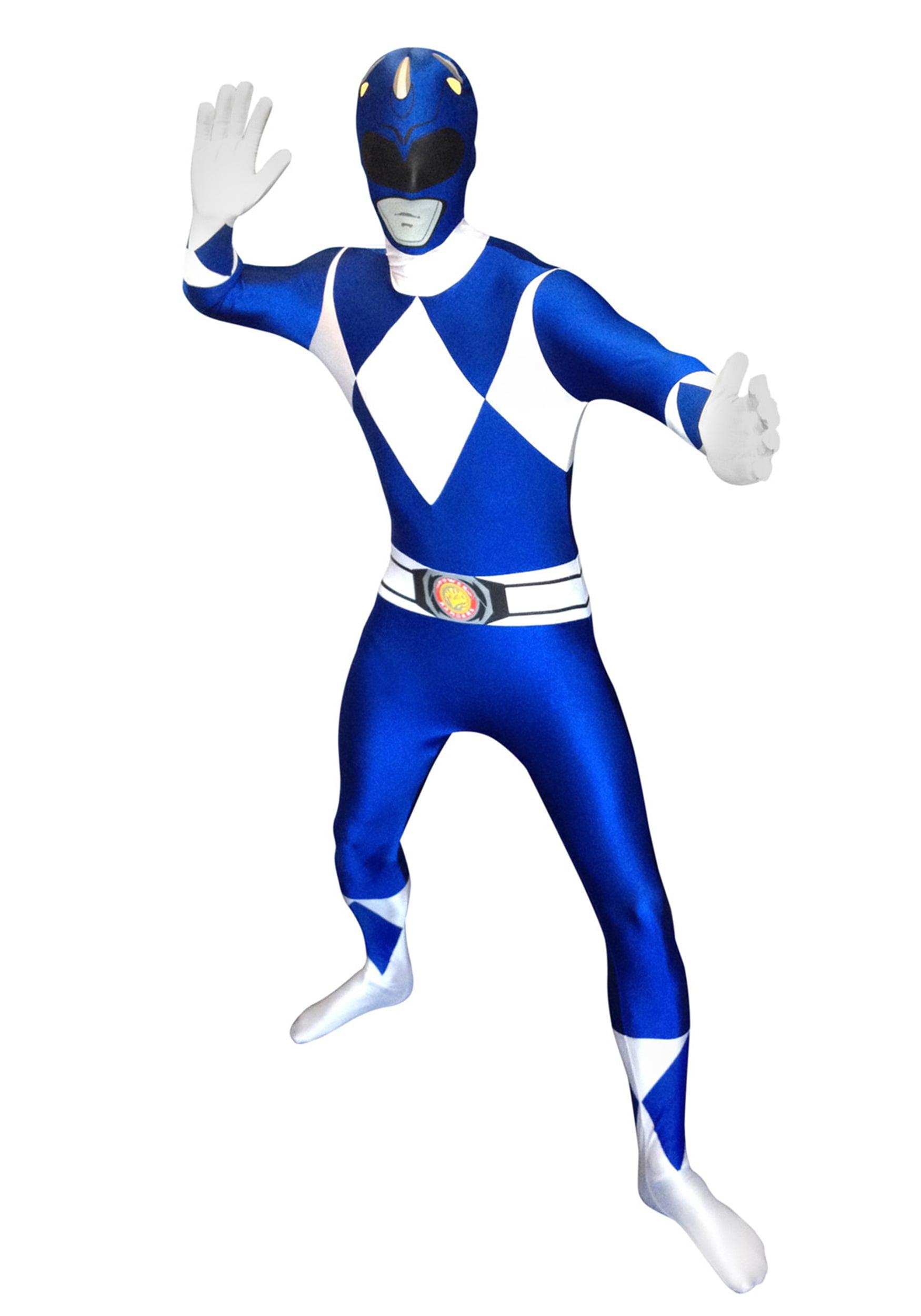 Power Rangers azul