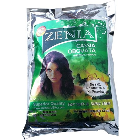 Cassia Obovata for Hair Conditioning (500g), It is used as a natural herbal hair conditioner By Zenia ()