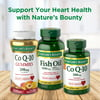 Nature's Bounty Fish Oil Rapid Release Softgels, 1200 Mg, 120 Ct