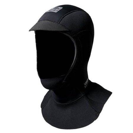 Body Glove 3mm Vapor Neoprene Wetsuit Surf Hood and Visor,