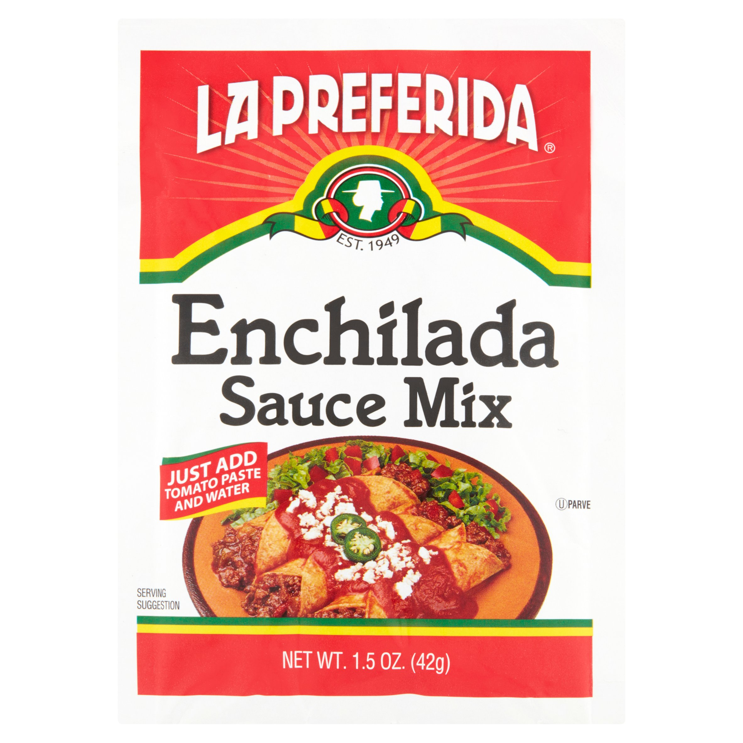 La Preferida Enchilada Sauce Mix, 1.5 oz