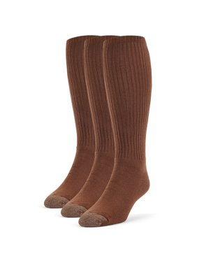 f557de01da9 Product Image Women s Cotton Extra Soft Over the Calf Cushion Socks - 3  Pairs