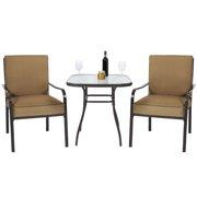 Outdoor Bistro Sets Walmartcom Walmartcom - Outdoor bistro table set