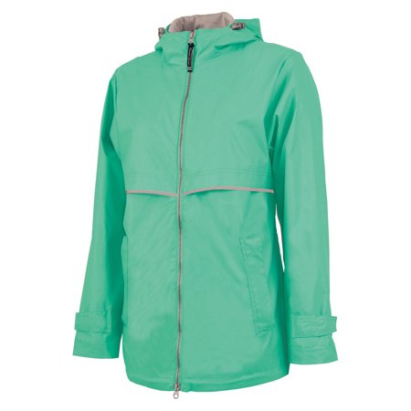 Charles River Apparel Women's New Englander Rain Jacket