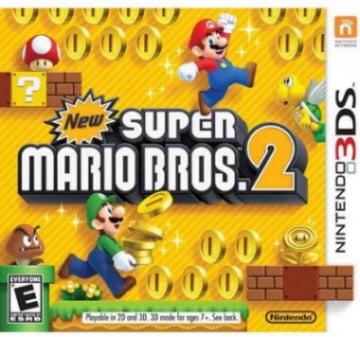 New Super Mario Bros. 2 (Nintendo 3DS) 045496742072
