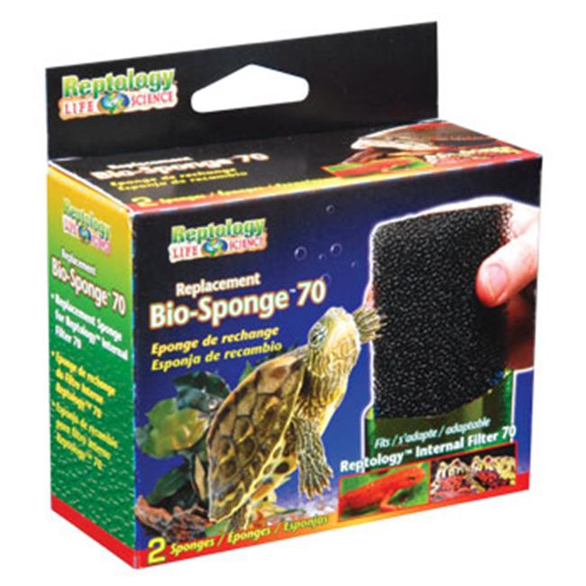 Penn Plax REP71 Internal Filter Replacement Sponges