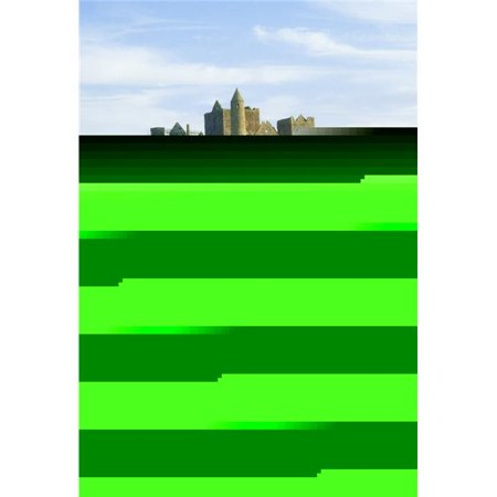 Posterazzi DPI1808907LARGE Rock of Cashel Co Tipperary Ireland - Medieval Irish Castle Poster Print by The Irish Image Collection, 24 x 36 - Large - image 1 of 1