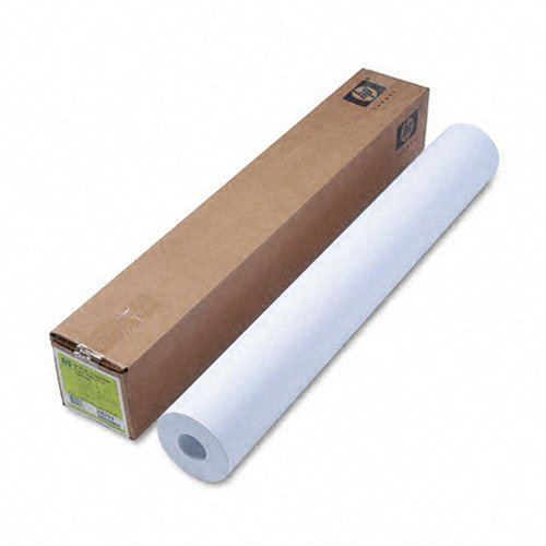 "HP C6810A Bright White Inkjet Paper 24# 113 Bright (36"" x 300' Roll)"
