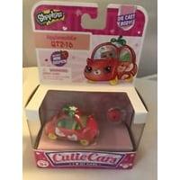 Cutie Car Shopkins Season 2, Single Pack Applemobile