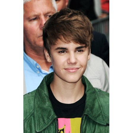 Justin Bieber At Talk Show Appearance For The Late Show With David Letterman - Wed Ed Sullivan Theater New York Ny June 22 2011 Photo By Desiree NavarroEverett Collection Celebrity
