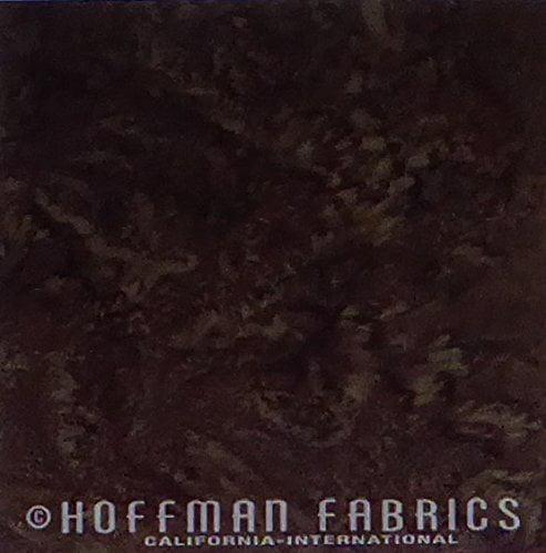 McKenna Ryan Bali Batik Palette~Brown Sugar MR1895-514 Sold by the  Yard by Hoffman of CA