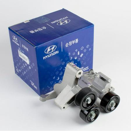OEM Belt Tensioner for Hyundai Kia Santa Fe Sonata Optima Forte (Kia Optima Hyundai Sonata)