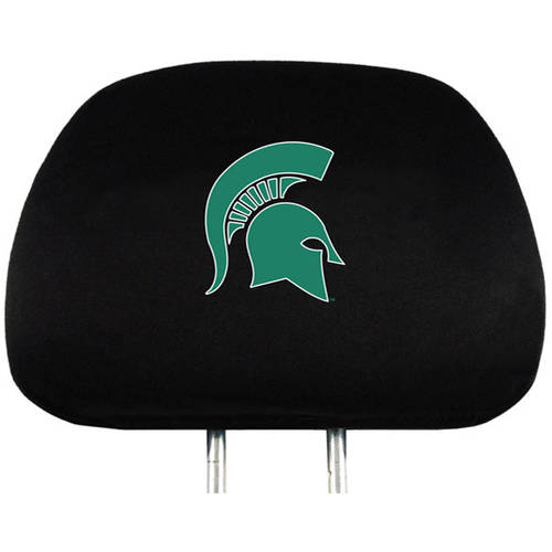 NCAA Michigan State Spartans Headrest Cover