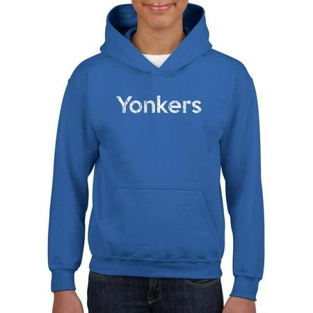 550cf5e1053c Artix Yonkers Unisex Hoodie For Girls and Boys Youth Kids Sweatshirt  Clothing Youth Large Royal Blue - Walmart.com