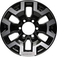 PartSynergy New Aluminum Alloy Wheel Rim 16 Inch Fits 16-17 Toyota Tacoma 6-139.7mm 12 Spokes
