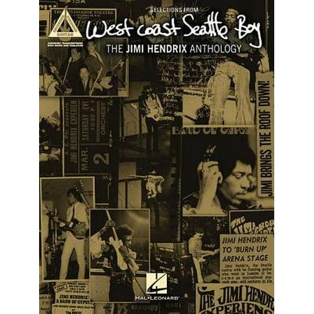 West Coast Seattle Boy: The Jimi Hendrix (West Coast Hobbies)
