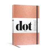 Dot Journal (Rose Gold): A Dotted, Blank Journal for List-Making, Journaling, Goal-Setting: 256 Pages with Elastic Closure and Ribbon Marker (Other)