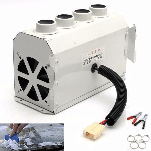 M.way 12V 150W/300W Portable Car Vehicle Travel PTC Ceramic Heater
