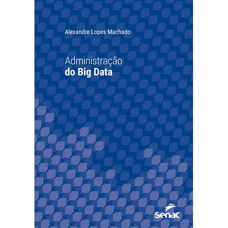 Administração do Big Data - eBook