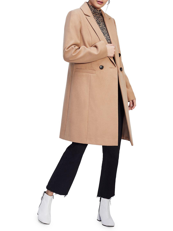 Longline Smart Coat