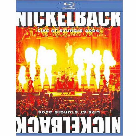 Nickelback: Live From Sturgis 2006 (Blu-ray)