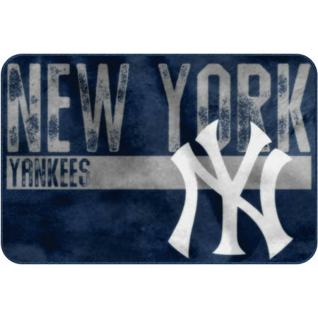 "MLB New York Yankees 20"" x 30"" ""Worn Out"" Mat, 1 Each"
