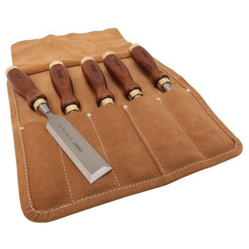 Stanley Bailey 5-Piece Chisel Pouch, 16-401 by Generic