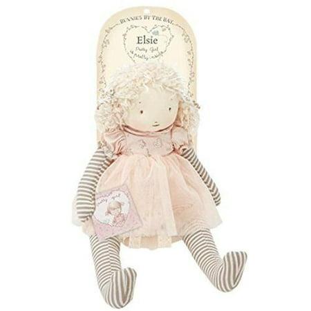 Elsie Doll 14    Baby Stuffed Animal By Kids Preferred  244100