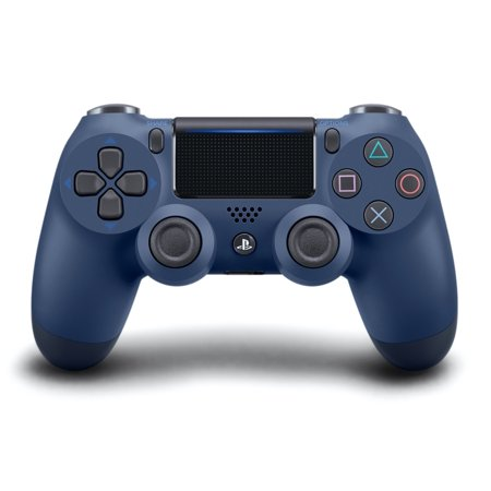 Sony Playstation 4 DualShock 4 Controller, Midnight Blue, (Ps4 Remote Play Windows 7 32 Bit)