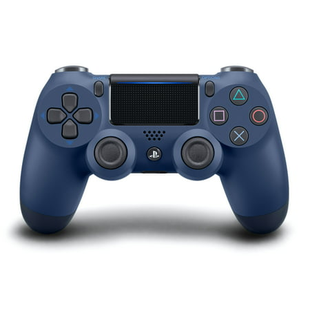 Sony Playstation 4 DualShock 4 Controller, Midnight Blue,